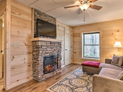 Photo for Secluded Cabin w/Mtn Views - 9 Mi To Chimney Rock!