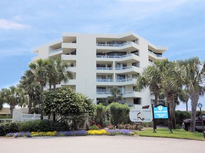 Photo for Beach Retreat with Harbor and Gulf Views, Large 2 Bed/2 Bath, Boat Slip