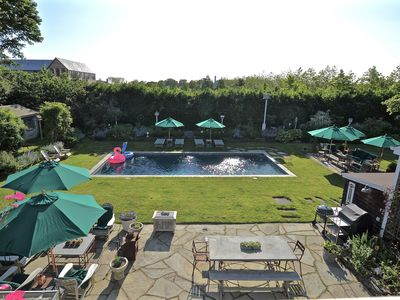 Photo for 8/15 thru September BRIDGEHAMPTON South 5 bedroom with pool and fabulous gardens