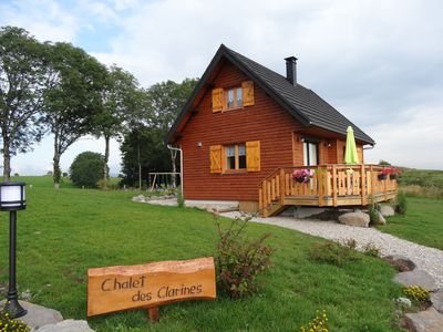 Photo for Chalet 'Les Clarines' - Calm and relaxation assured!