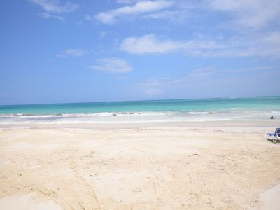 Photo for AFFORDABLE! POOL! STAFF! WALK TO BEACH!Mi Amor, Silver Sands 4BR