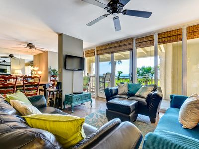 Photo for Newly Updated Oceanfront Condo with Large Balcony on Amelia Island Plantation