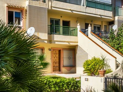 Photo for Cozy Apartment in Torrevieja with Balcony