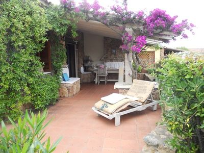 Photo for N. 9 Wonderful corner villa with sea view at about 90 from the sea, with 2 rooms 1 bathroom and mezzanine