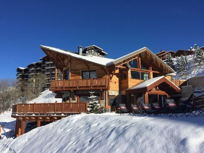 Photo for Nice apartment with direct access to the ski slopes!