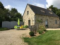 Nice cottage in a quiet location, very complete and very clean