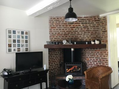 Photo for Cosy cottage for 4 to 5 people 10 minutes from Crotoy