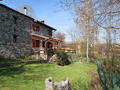 Photo for Vacation home Rustico Il Torchio  in Gravedona (CO), Lake Como - 4 persons, 2 bedrooms