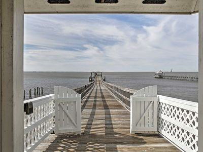 Photo for Waterfront Home w/ Dock - 31 Mi to Downtown NOLA!