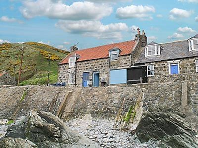 Photo for 1 bedroom accommodation in Crovie, near Banff