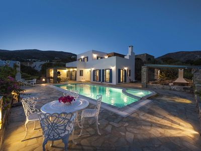 Photo for 6BR House Vacation Rental in Aspro Chorio