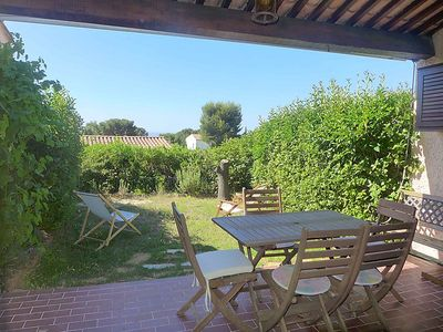 Photo for Vacation home Les Restanques  in La Ciotat, Cote d'Azur - 4 persons, 1 bedroom