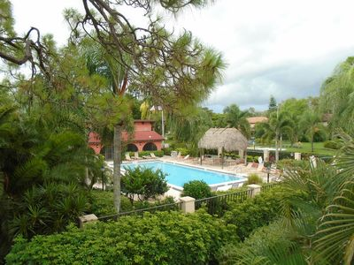 Photo for Private and gated spacious condo near beaches, shopping and golf courses