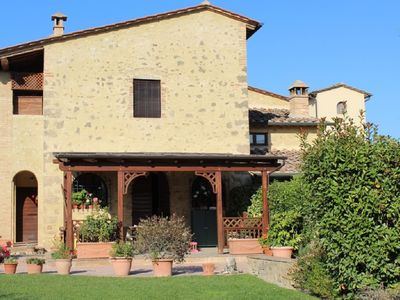 """Photo for """"VILLA DONELLA"""" a corner of Tuscany history, just minutes from San Gimignano"""