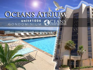 Oceans Atrium I, Daytona Beach Shores, FL, USA