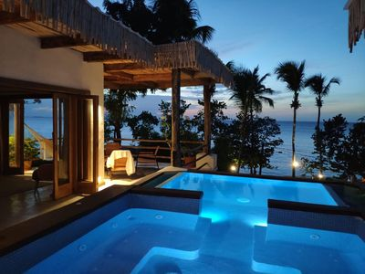 Photo for Atlantic Penthouse, 7 bedrooms, facing the ocean, for 14 guests