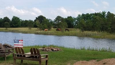 Photo for 1BR Cabin Vacation Rental in Antlers, Oklahoma