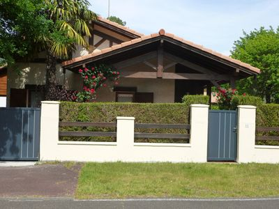 Photo for Soustons Plage: House with garden