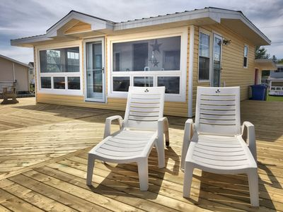 Photo for Holiday home by the sea, with private beach.