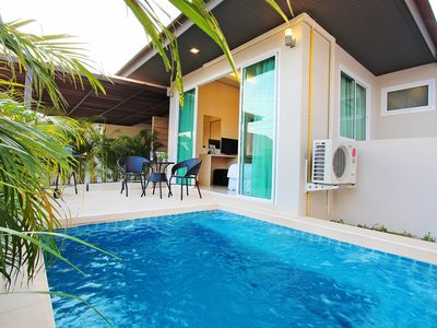 Photo for Plunge Pool 2 Bedroom Villa B24