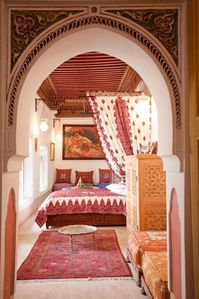 Photo for 1BR Bed & Breakfast Vacation Rental in Marrakesh, Marrakesh-Safi