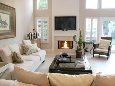 Photo for Gorgeous 3BR newly renovated - Gated Model Home - Prime location - 4K Smart TV