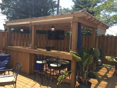Photo for Fredericton Home: Pool, Hottub, Deck, Gazebo, Office