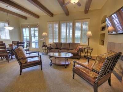 Photo for Charming 3bd Downstairs Villa with Special Decor Touches