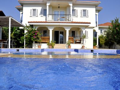 Photo for VILLA MENEKSE - LUXURY 4 BEDROOMS with heated swimming pool