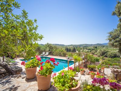 Photo for ES PONT (CALIMA) - Villa with private pool in CAMPANET.