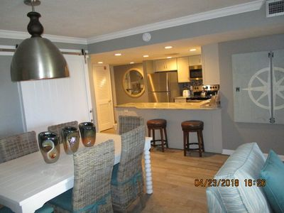 Photo for Don't worry, Beach Happy! Updated Beachfront Condo (210)