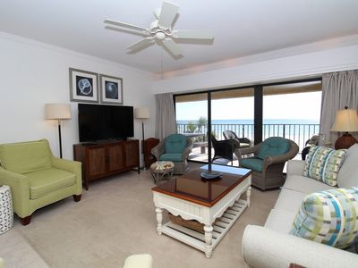 Photo for Shipwatch A302 - Adorable 3rd Floor Beach Front Condo in Perdido Key!