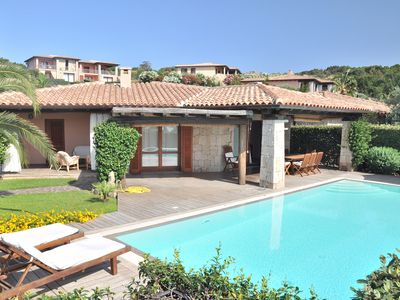 Photo for Villa Arco with private swimming pool