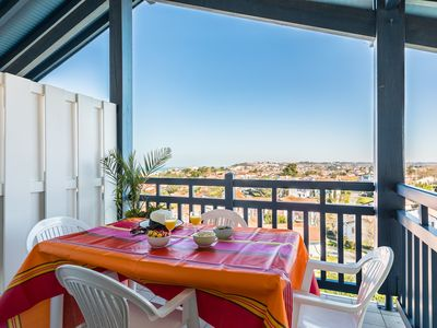 Photo for Zuria -Beautiful Ocean view - Big 1 bed apartment - swimming pool & parking