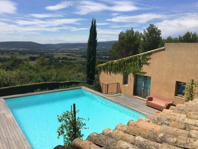 Photo for Beautiful villa. Indoor-Outdoor living in the heart of Provence