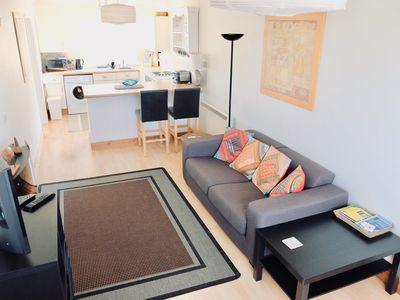 Surprising One Bedroom 1St Floor Apartment With Balcony And Close To The Beach And Town Marazion Download Free Architecture Designs Embacsunscenecom