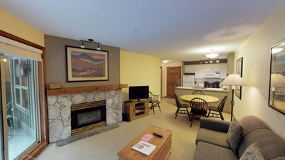 Ski-in/Ski-out 1BDR Condo with Pool & Hot Tub  Perfectly located to maximize you ski time