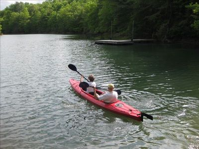 Photo for Lakefront Fun - Get Away from it All.  Internet Now Available!!
