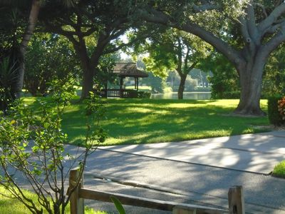 Photo for Beautiful Villa minutes from downtown Sarasota, Benderson, golfing, tennis &more
