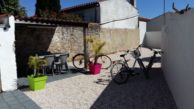 Photo for house + bikes 5 people 2 km from the beach limit Les Sables d'Olonn