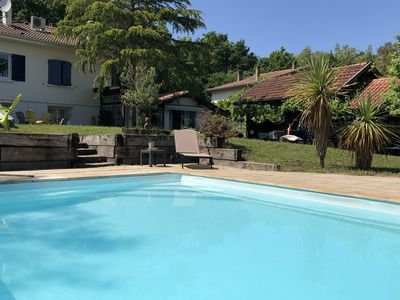 Photo for Bed and Breakfast with swimming pool 5 minutes from the beaches