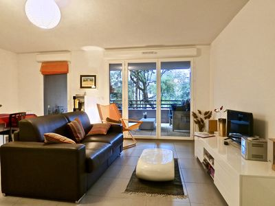 Photo for LUMINOUS APARTMENT IN MONTPELLIER FOR 4 PEOPLE