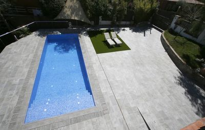 Photo for charming villa with pool in Cabrils, Costa maresme
