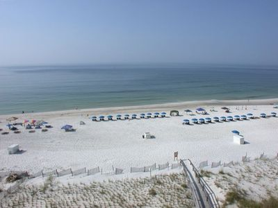 Breathtaking View of the Gulf of Mexico From Your Own Private Balcony!