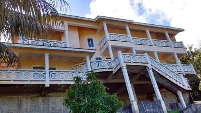 Photo for Beautiful Caribbean Mansion, Located in the village of Upper Fairhall.