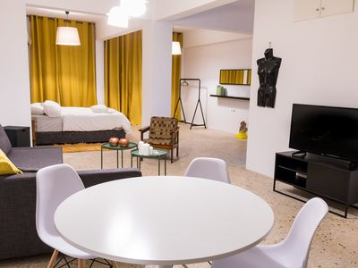 Photo for Amazing Loft with Acropolis View in the Historical Center of Athens