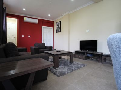 Photo for Labone Accra 1 BR Apt with Parking + Free WIFI!
