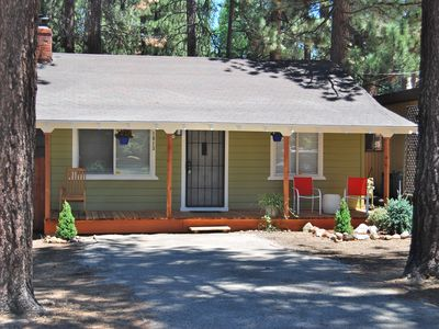 South Lake Tahoe Bungalow Located A Close Walk To Everything