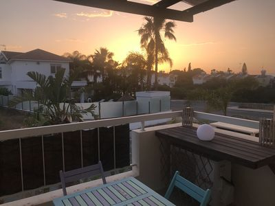 Photo for Andros Apartment - beautiful balcony, pools, gym, wifi & beach items