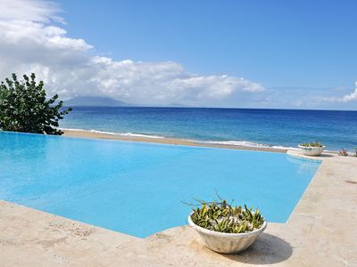 Photo for Luxury 3BD Condo in Beachfront Residence, Guest-Friendly, Near Everything!